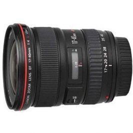 Canon EF 17-40mm f/4.0 L USM Základní