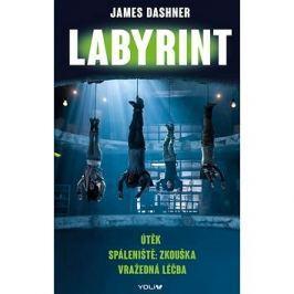 Labyrint: Útěk, Spáleniště: Zkouška, Vražedná léčba