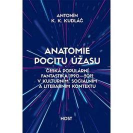 Anatomie pocitu úžasu: Česká populárnífantastika 1990-2012