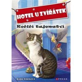 Hotel u zvířátek Kočičí tajemství