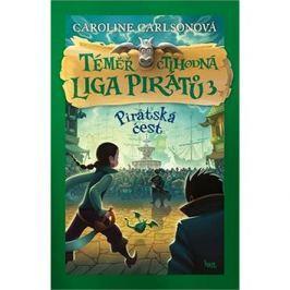 Pirátská čest: Téměř ctihodná Liga pirátů 3