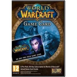 World of Warcraft (prepaid card) - pro PC Hry