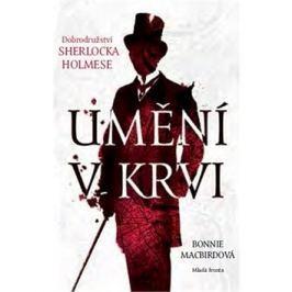 Umění v krvi: Dobrodružství Sherlocka Holmese