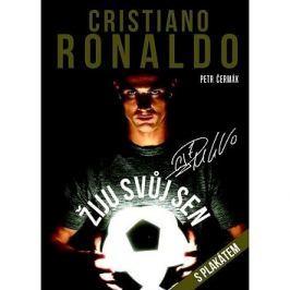 Cristiano Ronaldo Žiju svůj sen: Kniha s plakátem 64x92 cm