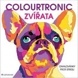 Colourtronic Zvířata: omalovánky proti stresu