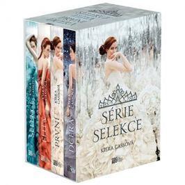 Série Selekce BOX 1-4: Selekce, Elita, První, Dcera