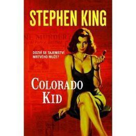 Colorado Kid: Dozví se tajemství mrtvého muže?
