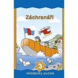Záchranáři: Skládanky s puzzle