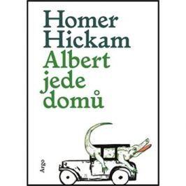 Albert jede domů Humor, satira