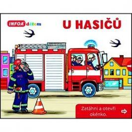 U hasičů: Zatáhni a otevři okénko Leporela, puzzle