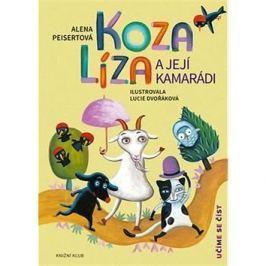 Koza Líza a její kamarádi Romány a povídky