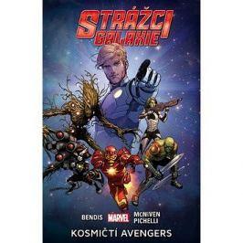 Strážci galaxie Kosmičtí Avengers Komiksy