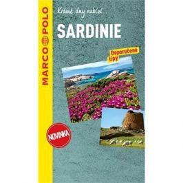 Sardinie Mapy Evropy