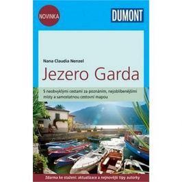 Jezero Garda Mapy Evropy