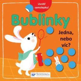 Bublinky Jedna nebo více? Bystrá hlava