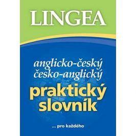 Anglicko-český česko-anglický praktický slovník: ... pro každého Angličtina