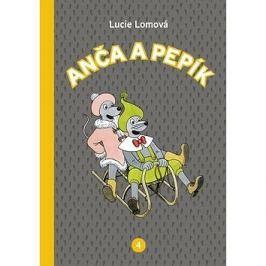 Anča a Pepík 4 Komiks