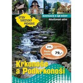 Krkonoše a Podkrkonoší Ottův turistický průvodce Výprodej