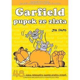 Garfield Pupek ze zlata: číslo 48 Komiks