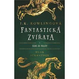 Fantastická zvířata a kde je najít Fantasy, sci-fi, horory