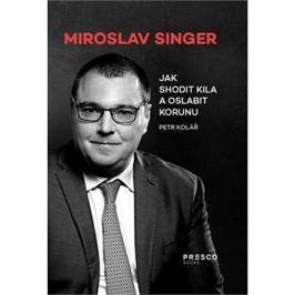 Miroslav Singer Jak shodit kila a oslabit korunu Literární biografie