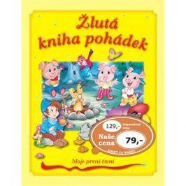 Žlutá kniha pohádek Pro školáky do 9 let