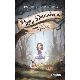 Poppy Borůvková, narozená v pondělí Fantasy, sci-fi, horory