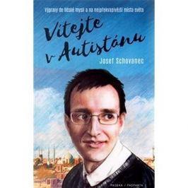 Vítejte v Autistánu Literární biografie
