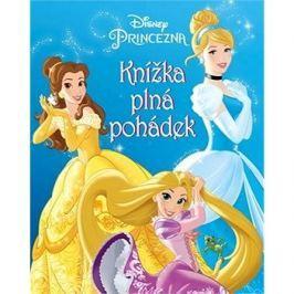 Disney Princezna Knížka plná pohádek