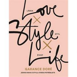 Love × Style × Life Krása, kosmetika