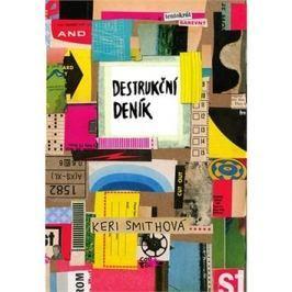 Destrukční deník Tentokrát barevně Young Adult