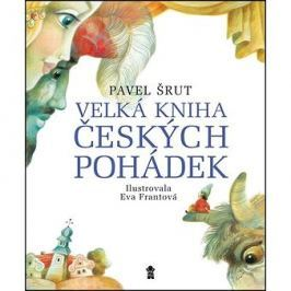 Velká kniha českých pohádek Pro školáky do 9 let