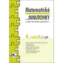 Matematické minutovky 4. ročník / 1. díl: 4. ročník