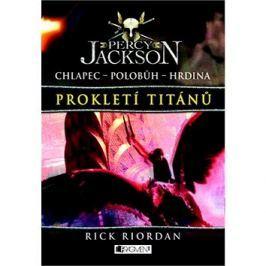 Percy Jackson Prokletí Titánů: Chlapec Polobůh Hrdina 3. díl