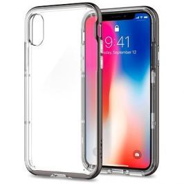 Spigen Neo Hybrid Crystal Satin Silver iPhone X