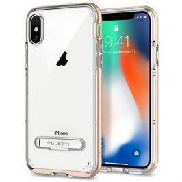 Spigen Crystal Hybrid Gold iPhone X
