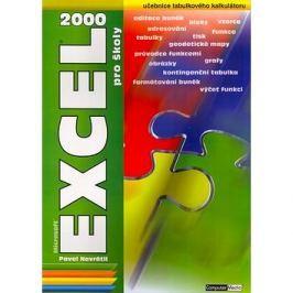 Excel 2000 pro školy: učebnice tabulkového kalkulátoru