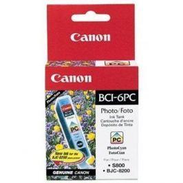 Canon BCI6PC foto azurová