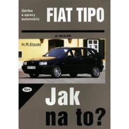 Fiat Tipo od 1/88 do 6/95: Údržba a opravy automobilů č. 14
