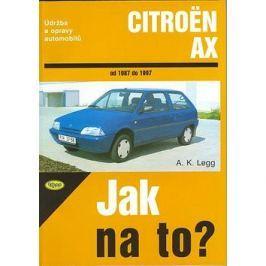 Citroën AX od 1987 do 1997: Údržba a opravy automobilů č. 56