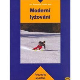 Moderní lyžování: Kniha je určena začínajícím i zkušeným lyžařům a lyžařským pedagogům.