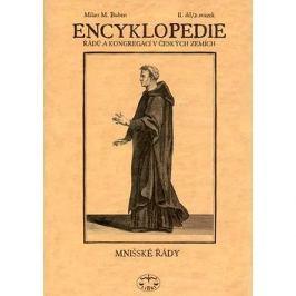 Encyklopedie řádů, kongregací v českých zemích II.díl: Řeholníci kanovníci a mnišské řády 2.svazek