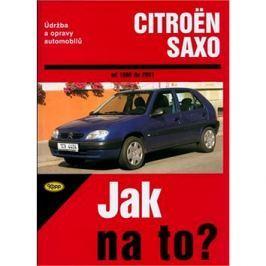 Citroën Saxo od 1996 do 2001: Údržba a opravy automobilů č. 78 Od 1996 do 2001