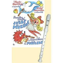 Docela malé ježčí pískání + flétna
