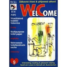 Prcka - Welcome č.9: Zábavné čtení & příjemné utřetí