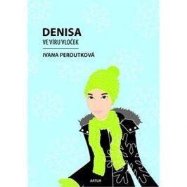Denisa ve víru vloček