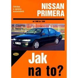 Nissan Primera od 1990 do 1999: Údržba a opravy automobilů č. 71