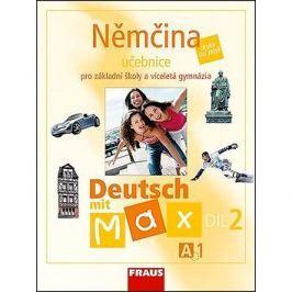 Němčina A1/díl 2 Učebnice Deutsch mit Max
