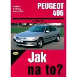 Peugeot 406 od 1996 do 2004: Údržba a opravy automobilu č. 74
