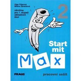 Start mit Max 2 Pracovní sešit: Němčina pro 1. stupeň základních škol